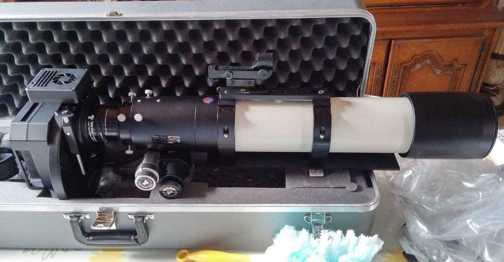 modification televue np101is